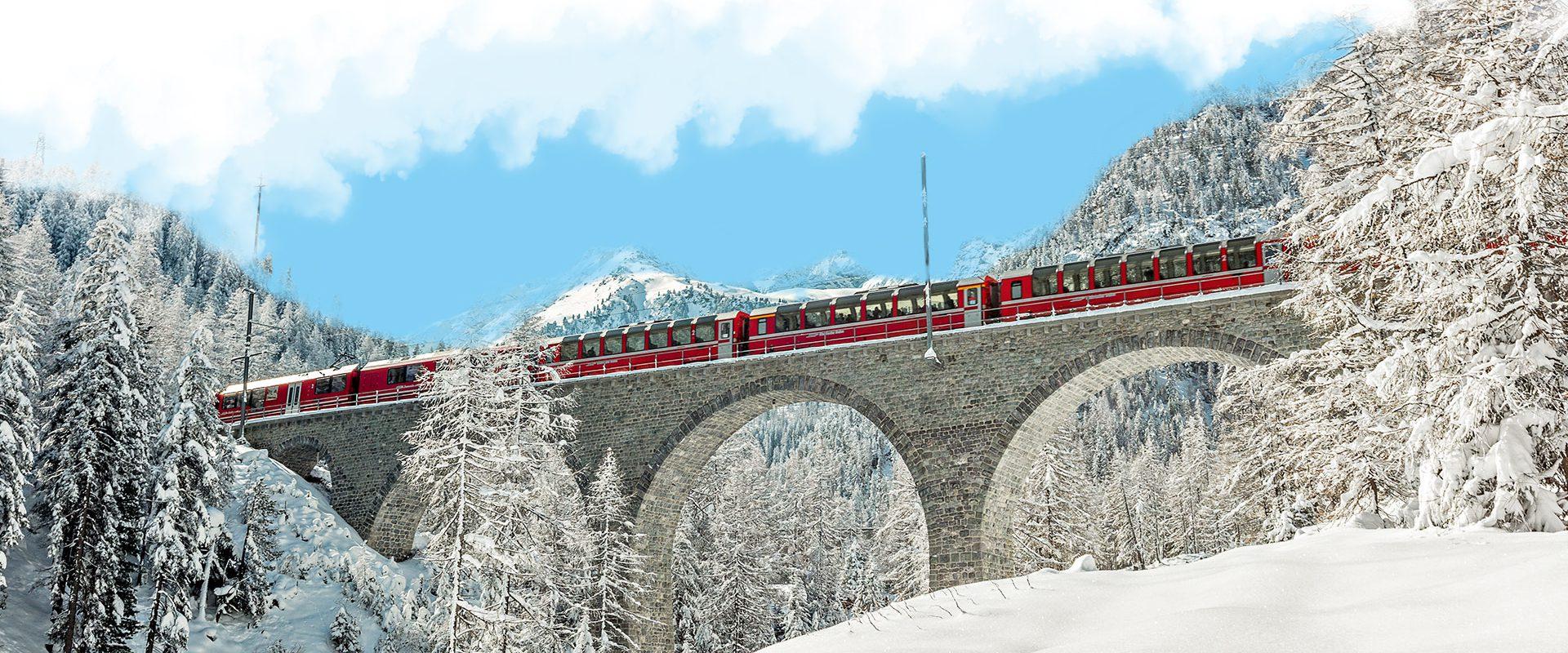 trein GE